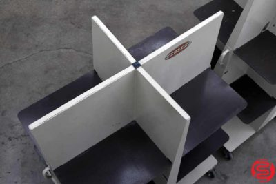 Challenge Paper Bindery Cart - Qty 2 - 120319024209