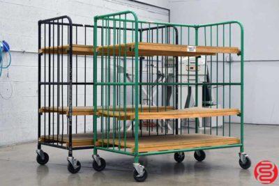 Ferrell Paper Bindery Cart - Qty 2 - 121919090230