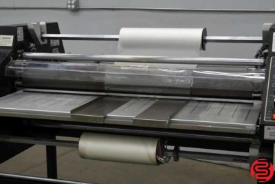 GBC 6036 Double Sided Hot Roll Laminator - 120219095332