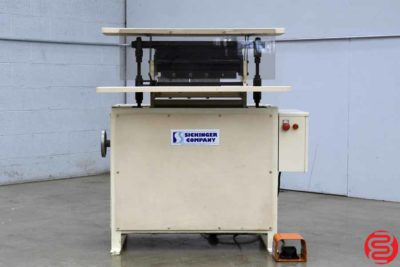 GBC Sickinger MHP 17 Hydraulic Paper Punch - 121219014655