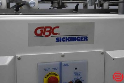 GBC Sickinger USP 13 Universal Speed Paper Punch - 120419112356