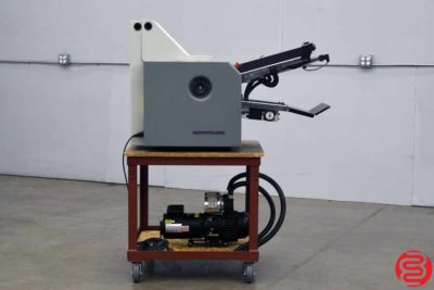 Heidelberg T34 QuickFolder 14 x 20 Vacuum Feed Paper Folder - 120419011256