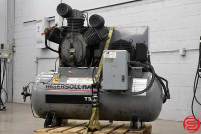 Ingersoll Rand T30 120 Gallon Air Compressor - 122019080820
