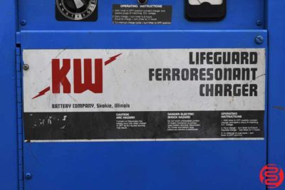 KW Lifeguard Ferroresonant Charger - 120419013636
