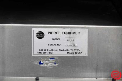 Pierce PS-10 Rotary Numbering System - 121319104230