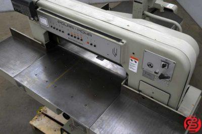 Polar 92 CE Programmable Paper Cutter - 120419092304