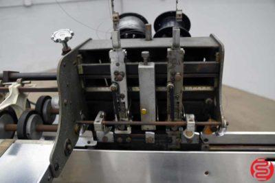 Rosback 203R Book Binding Saddle Stitcher - 120919035936