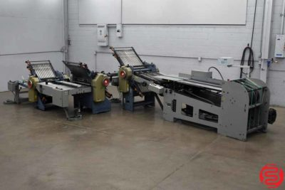 Stahl B26 Continuous Feed Paper Folder - 121219012530