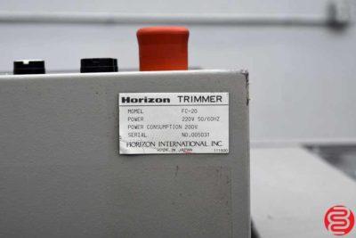 Standard Horizon SPF-20 Booklet Making System - 112619114443