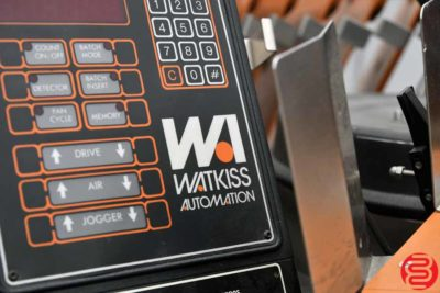 Watkiss 22 Pocket Round Collator - 121719093740