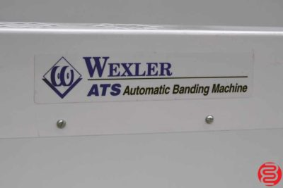 Wexler ATS CE 340/30 Banding Machine - 121819082435