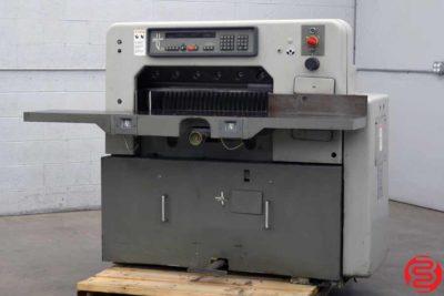 1986 Polar 76 EM Programmable Paper Cutter - 012820092500