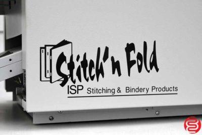 1999 ISP Stitch'n Fold B2000 Booklet Maker - 011620104345