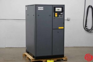2003 Atlas Copco SF11 Rotary Screw Air Compressor - 012920014010
