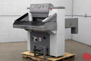 2003 Polar 66 26 Programmable Paper Cutter - 011620020855