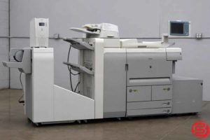 2008 Canon imageRUNNER 7095 Monochrome Digital Press - 012520103550