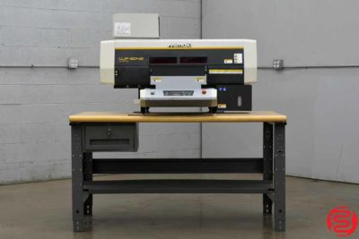 2010 Mimaki UJF-3042 Flatbed UV-LED Printer - 011520043450