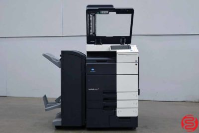 2012 Konica Minolta Bizhub C654 Color Digital Press - 012820024235