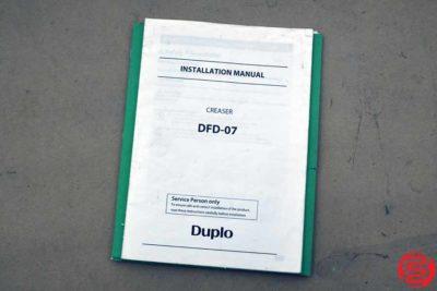 2013 Duplo DC-445 Creaser - 013120121020