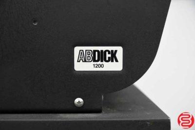 AB Dick 1200 Envelope Feeder - 012720033220