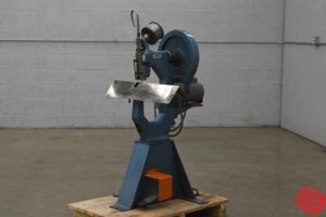Stitcher Specifications ACME MODEL A STITCHER Fast, general purpose model for flat or saddle stitching pamphlets or booklets.