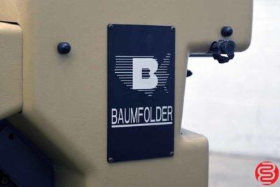 Baum 2020 8 Page Unit for Paper Folder - 010320105005