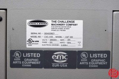 Challenge CMT-330 Three-Knife Trimmer - 011420111010