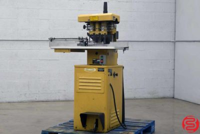 Challenge EH-3A Three Spindle Hydraulic Paper Drill - 012720113335