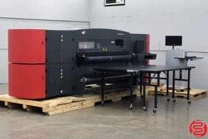 EFI VUTEk GS2000LX Pro Wide Format Printer - 012120011145