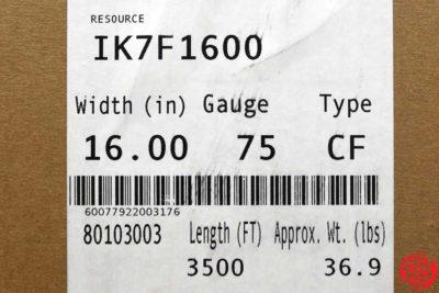 Exlfilm 16 Inch 75 Gauge Shrink Film - 010620083735