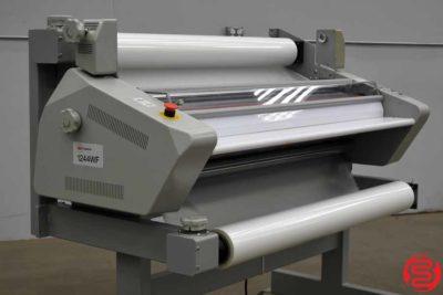 GBC TITAN 1244 WF 43 Wide Format Hot Roll Laminator - 012320115450