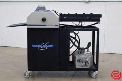 Graphic Whizard Creasemaster Plus Vacuum Feed Impact Creaser - 010820123910