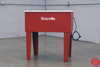 Graymills PL36-A Parts Washer - 011420081355