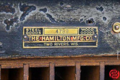 Hamilton Letterpress Composing Stone - 010920081900