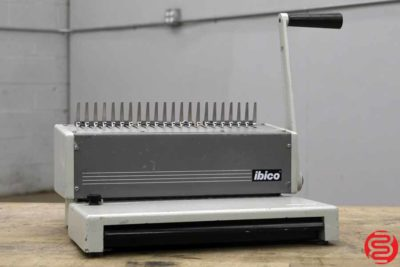 Ibico Ibimatic Plastic Comb Binding System - 013020080950