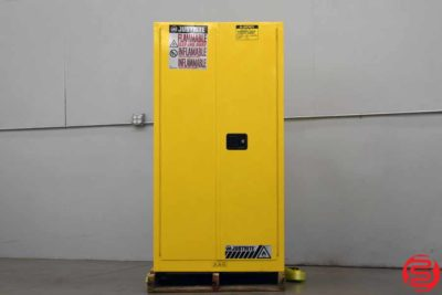 Justrite Flammable Safety Storage Cabinet - 012120021820