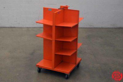 Kansa QuadraCart Paper Bindery Cart - 012820072835