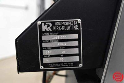 Kirk Rudy KR498 EZ Napkin Feeder - 011620092050