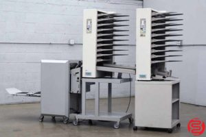 MBM Maxxum 20 Bin Booklet Making System - 011720102035