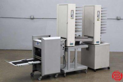 MBM Maxxum 20 Bin Booklet Making System - 011720102035