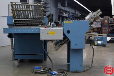 MBO B120 Continuous Feed Paper Folder - 012920095430