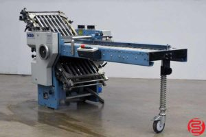 MBO B123 8 Page Unit for Paper Folder - 010720014540