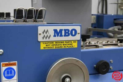 MBO B18 Pile Feed Paper Folder - 010920100420
