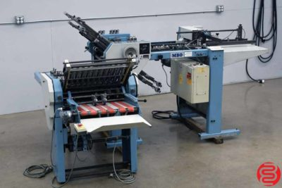 MBO T52 Pile Feed Paper Folder - 010820102805