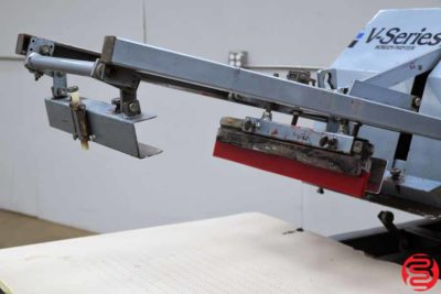 Medalist V-14 Automatic Screen Printing Machine - 010820023235