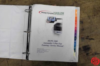 Neopost Hasler DS-1000 Automated Direct Mail System - 123019081115