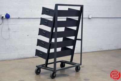 Paper Bindery Cart - 012320074515