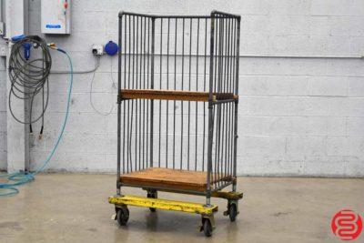 Paper Bindery Cart - 012320075515
