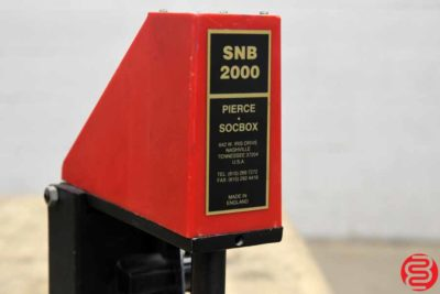 Pierce Socbox SNB 2000 Numbering Machine - 013020043635