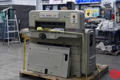 Polar Mohr Eltromat 72 CE Paper Cutter - 012820042330